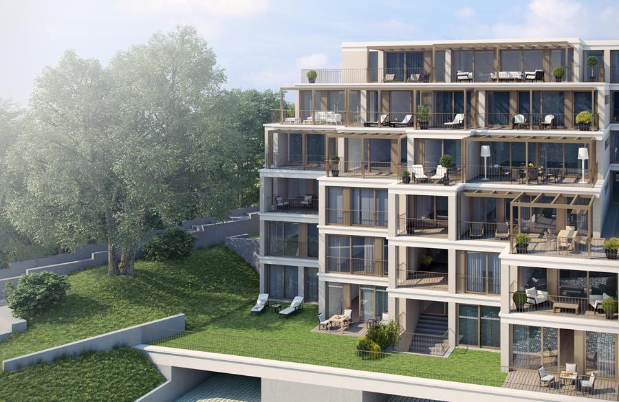 Immeuble d habitation obtention du permis de construire for Obtention du permis de construire
